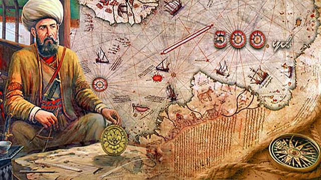 Biografi Piri Reis – Ahli Geografi danKartografer (Pembuat Peta)
