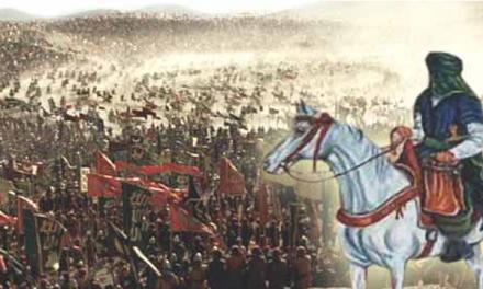 Abdullah bin Abu Huzafah dan Kaisar Heraklius