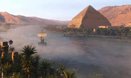 Misteri Sungai Nil