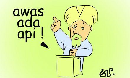 Nasruddin Memprovokasi Jamaah Jumat