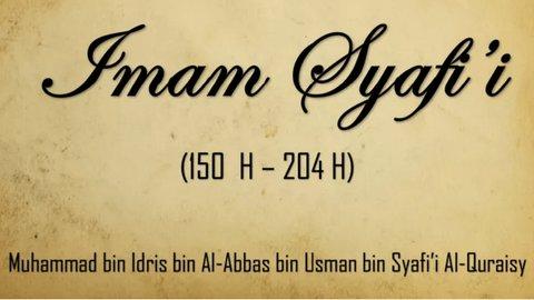 Biografi Lengkap Imam Asy-Syafi'i, Kisah Hidup dan Jejak Karya