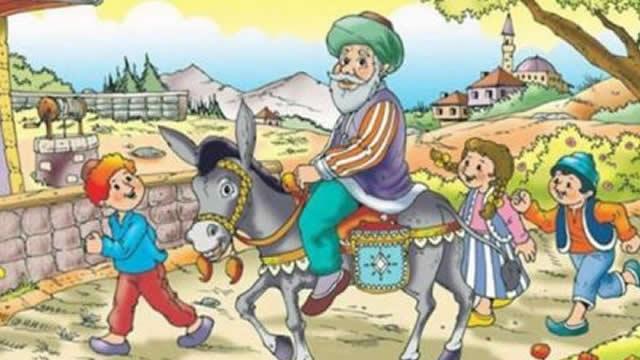 Kisah Nasruddin Hoja Mengejar Suara Azan