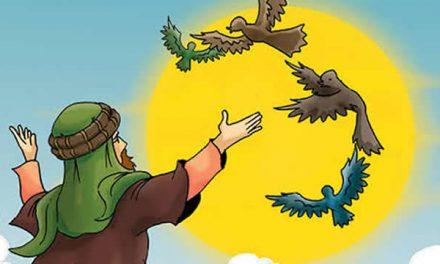 Kisah Nabi Ibrahim Meragukan Allah SWT