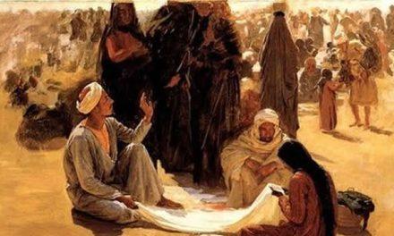 Kisah Sayyid Tsabit Al Bunani Berdialog dengan Seorang Pemuda yang sudah Meninggal