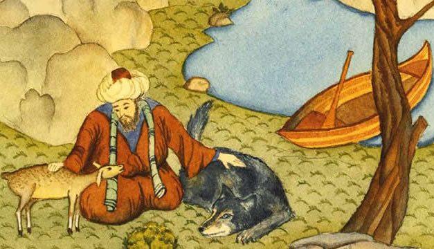 Kisah Sufi Dan Anjing Serta Pakaian Seorang Darwis