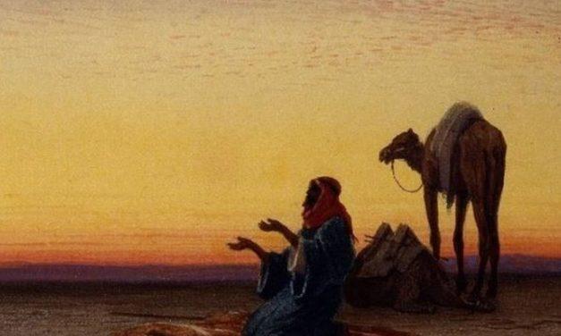 Kisah Pasir yang Dibawa Nabi Ibrahim Berubah Jadi Makanan