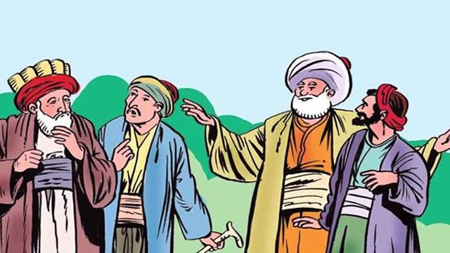 Nasruddin dan Teorinya
