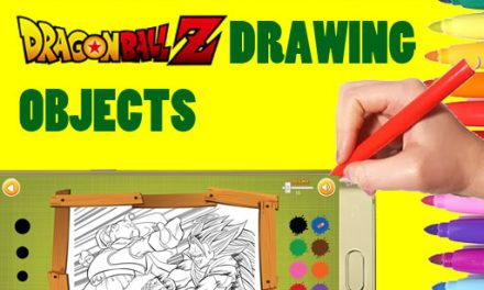 [ANDROID APP] Dragon Ball Z – Manga Coloring Game