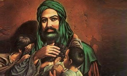 Delapan Wasiat Ali bin Abi Thalib Kepada Anaknya